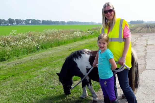 Pony vakantie Center Parcs het Meerdal - Mamaliefde.nl