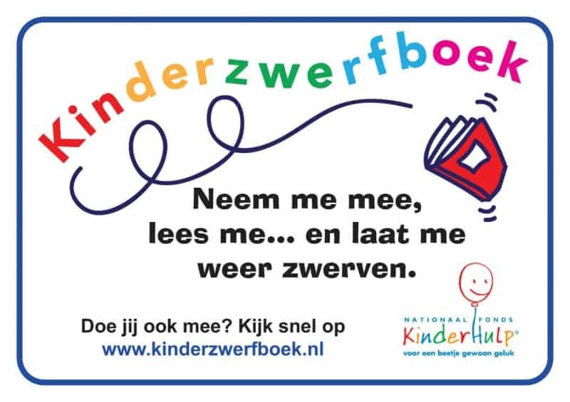 Kinderzwerfboek - Mamaliefde.nl
