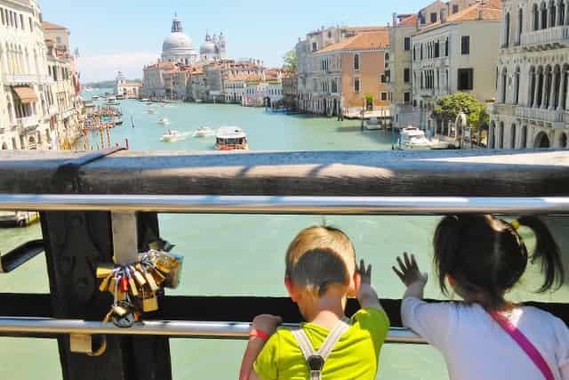 Venetië met kinderen; Tips wat te doen strand, museum, bezienswaardigheden, activiteiten en uitjes - Mamaliefde.nl