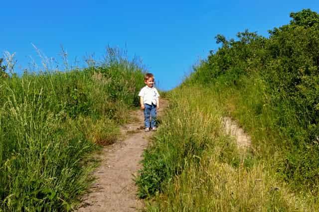 Natur Park Mols Bjerge; Jernhatten - Mamaliefde.nl