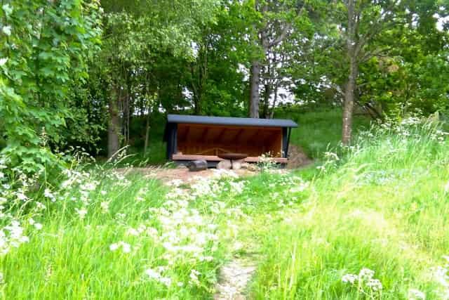 Natur Park Mols Bjerge: Feldballe watermolen - Mamaliefde.nl