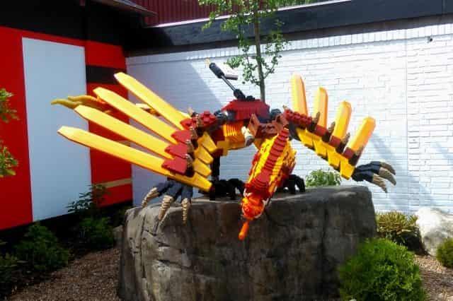 Dagje uit: Legoland Billund Denemarken - Mamaliefde.nl