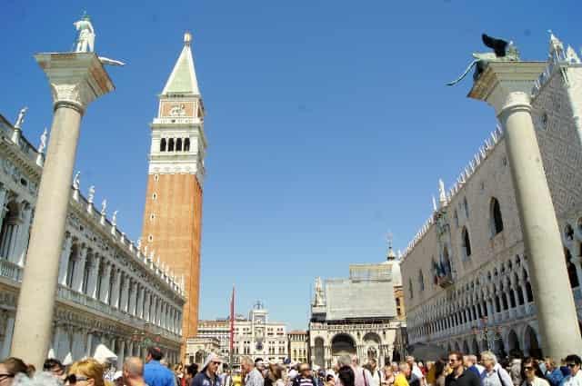 De 12 leukste bezienswaardigheden / activiteiten / uitstapjes in Venetië: Kathedraal San Marco - Mamaliefde.nl