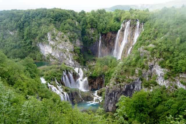 Bezoek aan de Plitvice meren in Kroatië - Mamaliefde