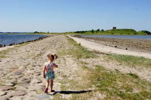 Natur Park Mols Bjerge: Kalo ruine - Mamaliefde.nl