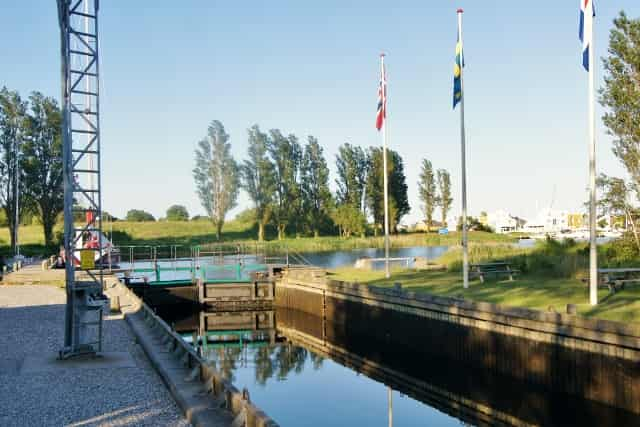 Natur Park Mols Bjerge; Oer haven - Mamaliefde.nl