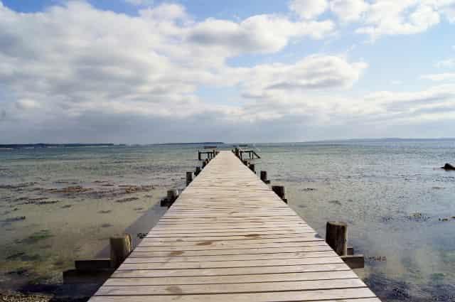 Natur Park Mols Bjerge: Femmoller strand - Mamaliefde.nl