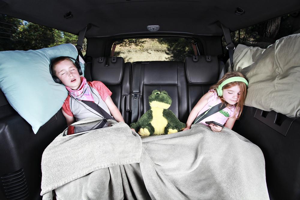 Tips voor 's-Nachts rijden / reizen met kinderen tijdens autovakantie - Mamaliefde.nl