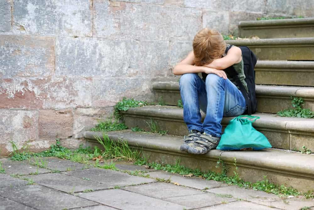 Als je kind bang is om naar school te gaan - Mamaliefde.nl