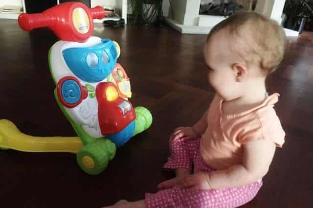 Clementoni baby walker - Mamaliefde.nl