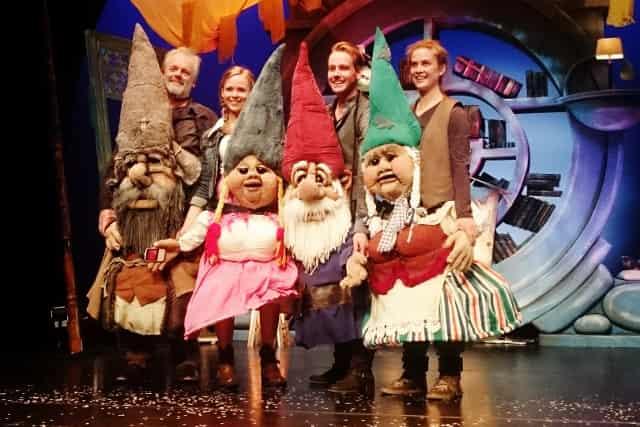 Theatervoorstelling de kabouter - Theater Terra - Mamaliefde.nl