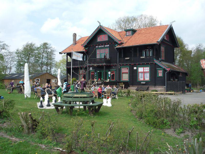 Stayokay Gorssel; weekendje weg in de achterhoek ideaal ook met het gezin. Overnachten in een heus Pippi Langkous huis. - Mamaliefde.nl