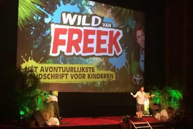 Wild van Freek Vonk tijdschrift - Mamaliefde.nl