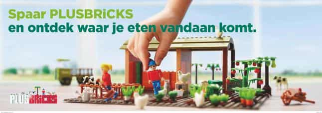 Plusbricks spaaractie 2016 boerenbedrijf - Mamaliefde.nl