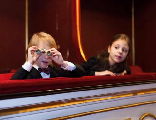 Tips om met kinderen een theatershow te bezoeken