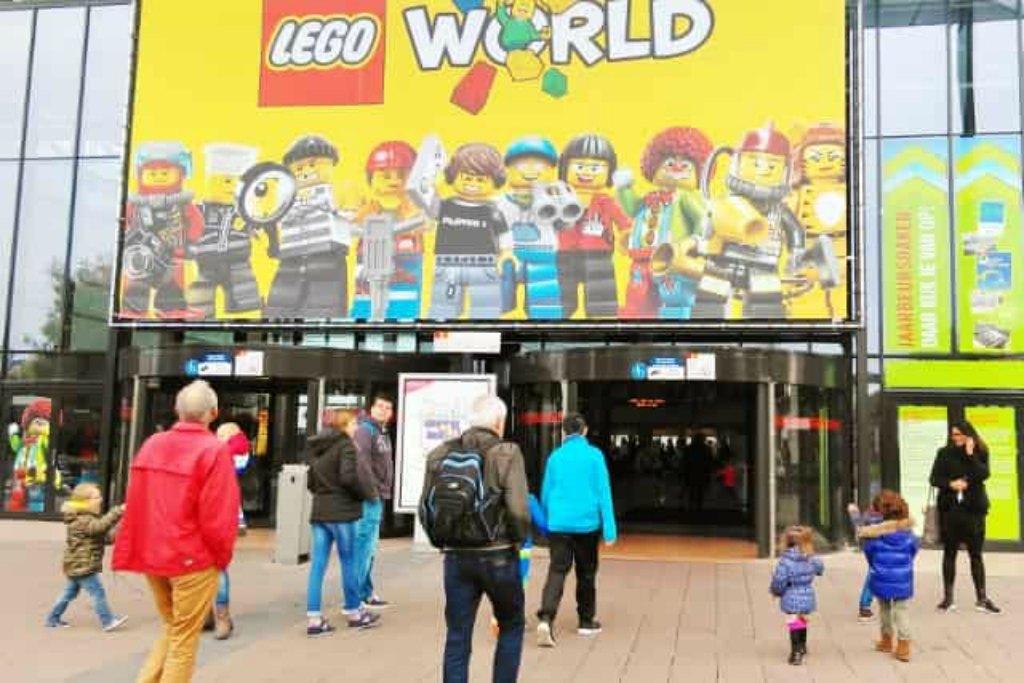 LEGO® World 2020; Jaarbeurs Utrecht- Mamaliefde.nl