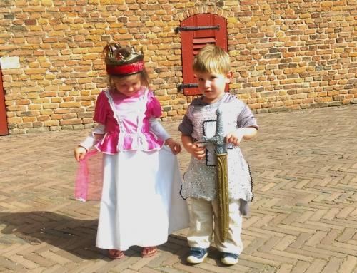 In ieder kind schuilt een moderne prins(es)!