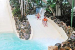 Dagje center parcs met oa zwemmen aqua mundo in het heijderbos
