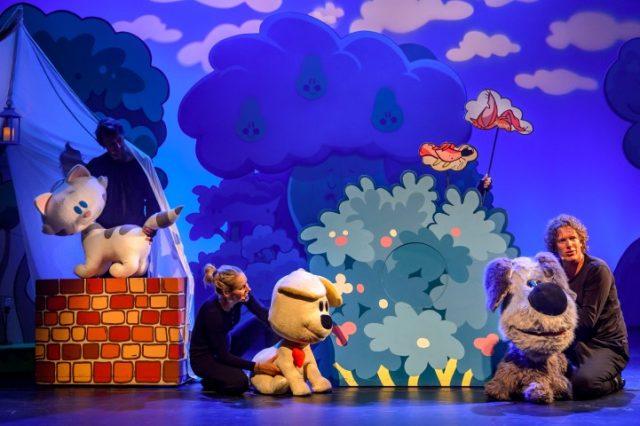 Woezel en Pip op zoek naar de sloddervos; nu in het theater - Mamaliefde.nl