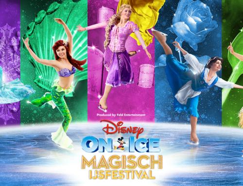 Winactie: Disney on Ice Magisch IJsfestival