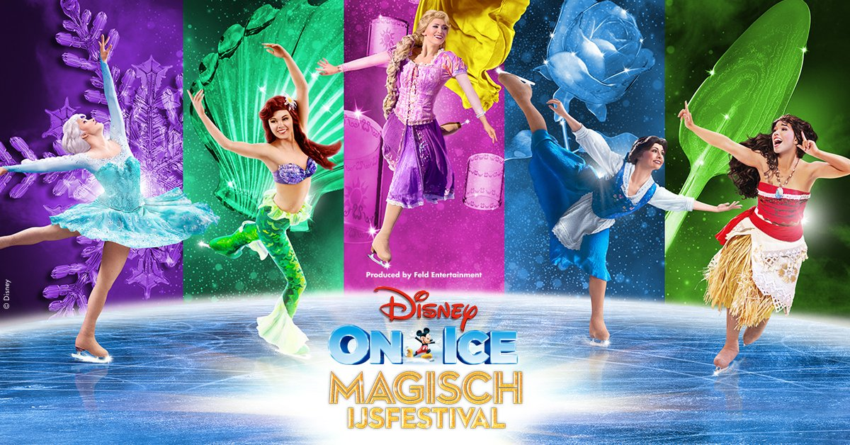Winactie: Disney on Ice Magisch IJsfestival 2019 - Mamaliefde.nl