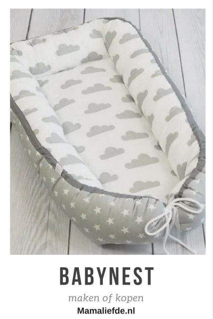 Een babynestje; een van de absolute baby musthaves. Met behulp van het nederlands patroon kan je ze zelf maken. Of kies je er toch liever voor om er een goedkoop te kopen? Van prenatal tot done by deer en koeka - Mamaliefde.nl