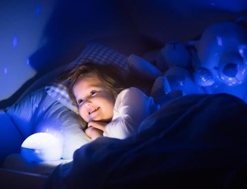 Waarom een nachtlamp niet zou mogen ontbreken op de kinderkamer?