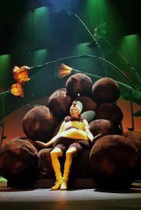 Studio 100 theater; Maya en de Pollenbollen - Mamaliefde.nl