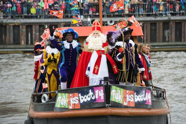 Sinterklaas intocht 2016 - Mamaliefde.nl