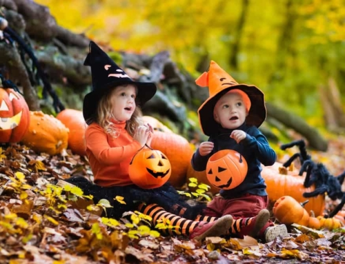 Halloween met kinderen; activiteiten en uitjes in Nederland