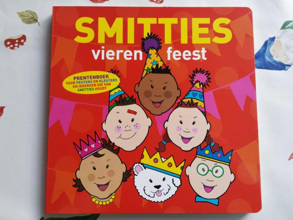 Smitties vieren feest - Mamaliefde.nl