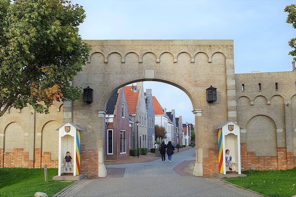 Landal Esonstad; een typische Friese vestingstad - Mamaliefde.nl