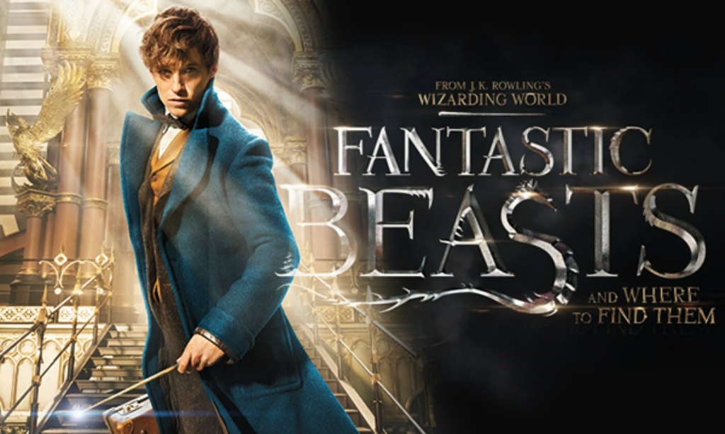 Recensie: Fantastic Beasts and were to find them - Mamaliefde.nl