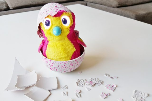 Review hatchimals - Mamaliefde.nl