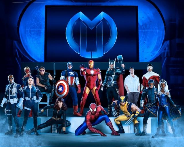 Marvel Universe Live Nederland- Mamaliefde.nl