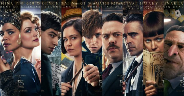 Fantastic Beasts And Were To Find Them Bioscoop Film
