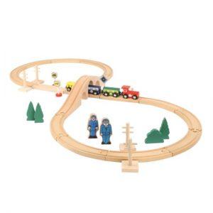 houten-treinbaan