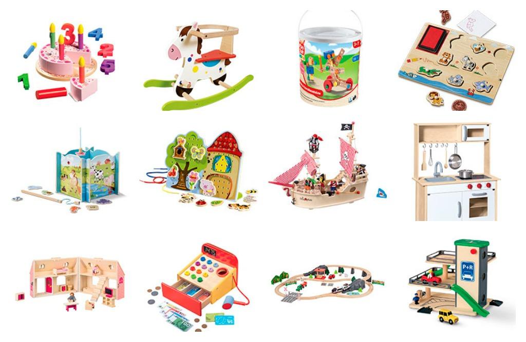 Shoplop; Houten speelgoed bij de Lidl - Mamaliefde.nl