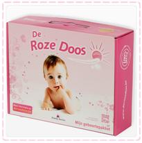 Gratis Babydozen Overzicht Van 20 Pakketten En Blije Doos Die Je
