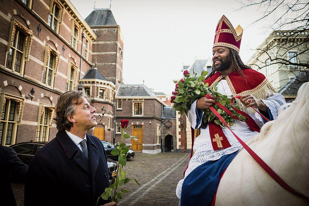 Intocht Zwarte Sint - Mamaliefde.nl