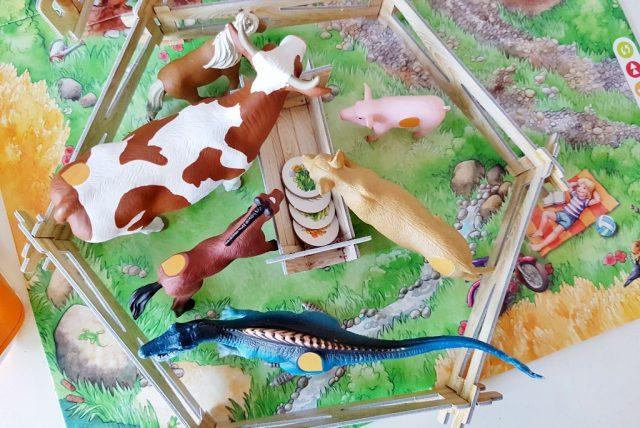 Review Tiptoi dierenset boerderij - Mamaliefde.nl