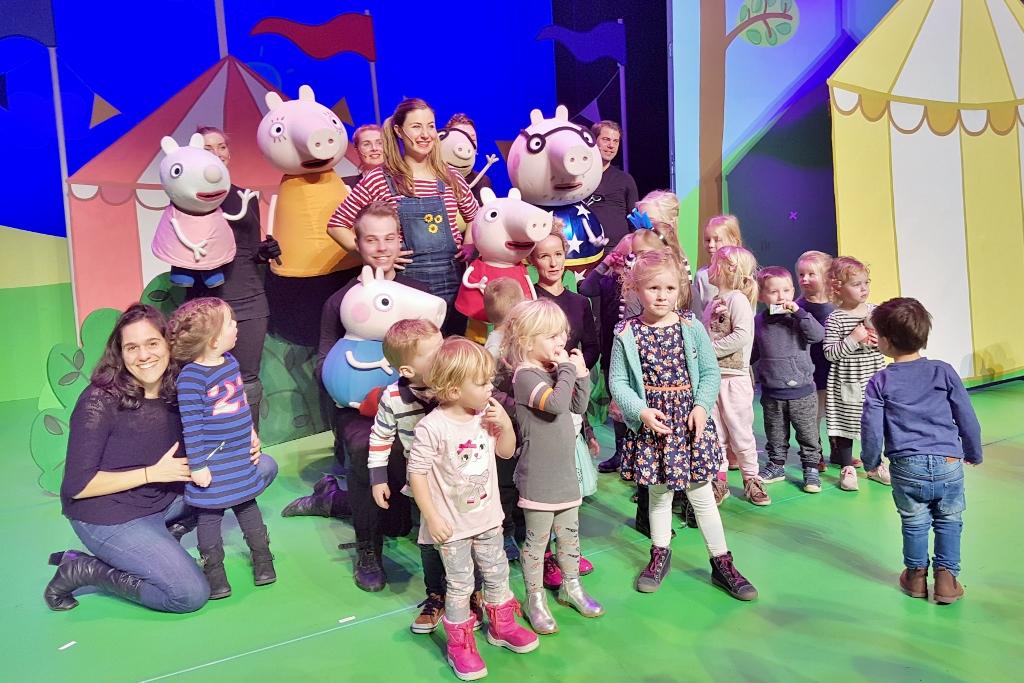 Recensie; Peppa Pig: De Grote Plons in het theater - Mamaliefde.nl