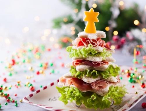 101+ Makkelijke kersthapjes voor kerstdiner op school van de kinderen