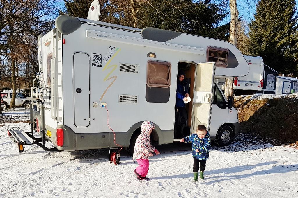 Dagboek; Weekendje sneeuw in de Ardennen - Mamaliefde.nl
