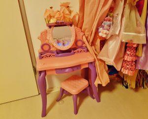 Prinsessen Spullen Slaapkamer : Prinsessen kinderslaapkamer voor meisjes met roze en goud van de