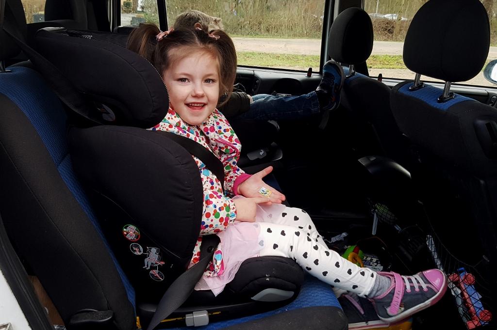 Review: Maxi-Cosi Rodifix autostoel voor peuters en kleuters - Mamaliefde.nl