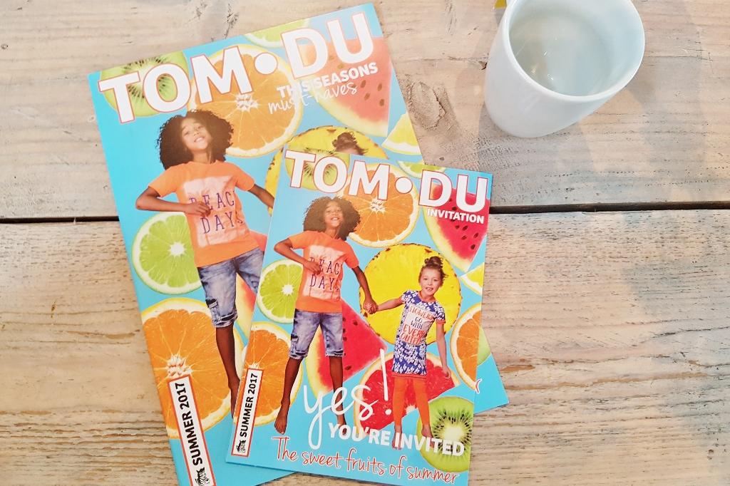 Tom Du kledingparty voorjaar zomer 2017 - Mamaliefde.nl