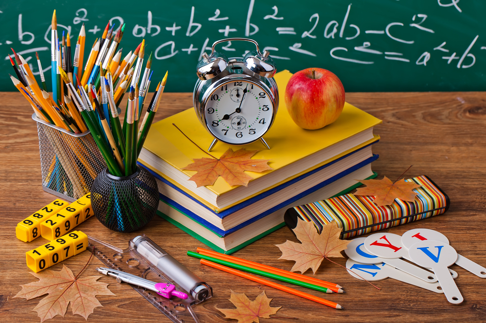 De scholen zijn weer begonnen; de zilveren weken -Mamaliefde.nl