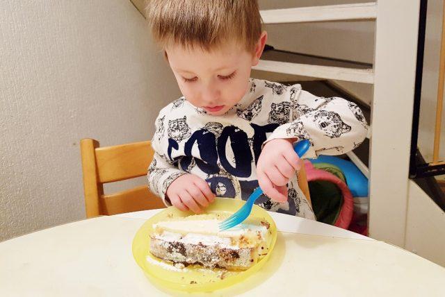 Recept ijstaart uit de oven; baked alaska / omelette siberienne - Mamaliefde.nl