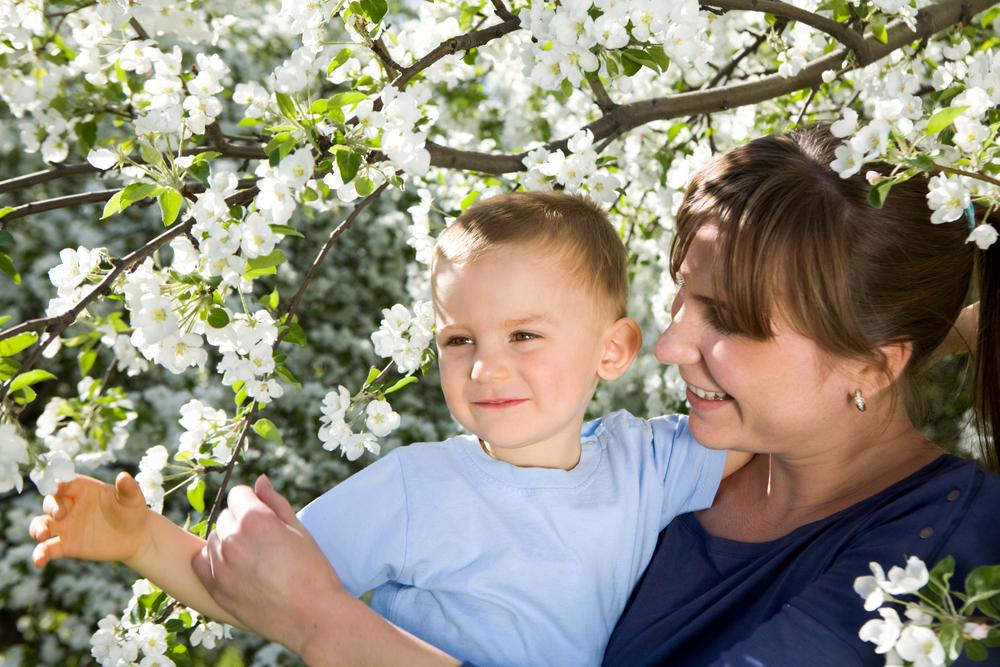 Tips om je baby / kind te laten wennen aan de oppas of opvang - Mamaliefde.nl